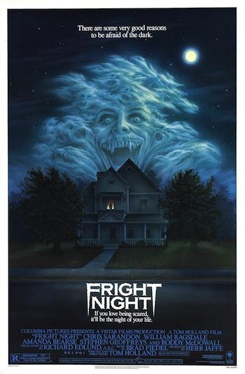 FrightNight poster